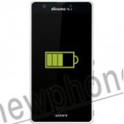 Sony Xperia A, Batterij reparatie