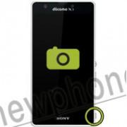 Sony Xperia A, Camera knop reparatie