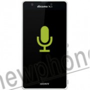 Sony Xperia A, Microfoon reparatie
