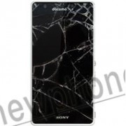 Sony Xperia A, Touchscreen reparatie