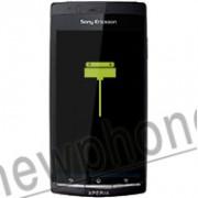 Sony Ericsson Xperia Arc S, Connector reparatie