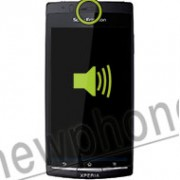 Sony Ericsson Xperia Arc S, Ear speaker reparatie