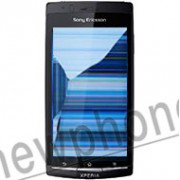 Sony Ericsson Xperia Arc S, Touchscreen / LCD scherm reparatie