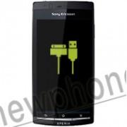 Sony Ericsson Xperia Arc, Software herstellen