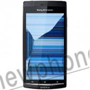 Sony Ericsson Xperia Arc, Touchscreen / LCD scherm reparatie