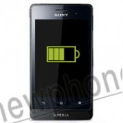 Sony Xperia Go, Accu reparatie