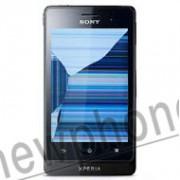 Sony Xperia Go, Touchscreen / LCD scherm reparatie
