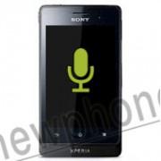 Sony Xperia Go, Microfoon reparatie