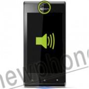 Sony Xperia J Zwart, Ear speaker reparatie