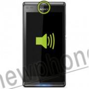 Sony Xperia L, Ear speaker reparatie