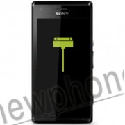 Sony Ericsson Xperia M, Laad aansluiting / oplaadpoort reparatie