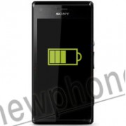 Sony Ericsson Xperia M, Accu / batterij reparatie