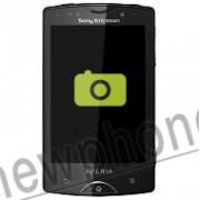 Sony Ericsson Xperia Mini Pro, Camera reparatie