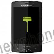 Sony Ericsson Xperia Mini Pro, Connector reparatie