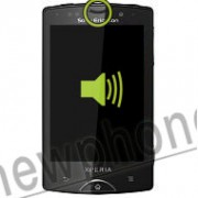 Sony Ericsson Xperia Mini Pro, Ear speaker reparatie