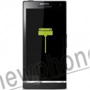 Sony Ericsson Xperia S, Connector reparatie