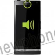 Sony Ericsson Xperia S, Ear speaker reparatie