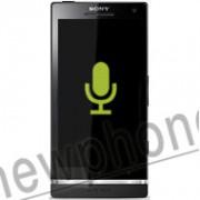 Sony Ericsson Xperia S, Microfoon reparatie