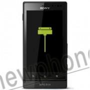 Sony Xperia Sola, Connector reparatie