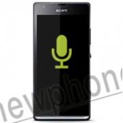 Sony Xperia SP, Microfoon reparatie