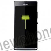 Sony Xperia SP, Connector reparatie