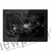 Sony Xperia Tablet S, Touchscreen reparatie