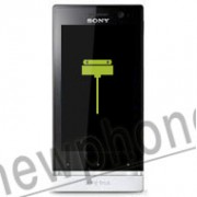 Sony Xperia U, Connector reparatie