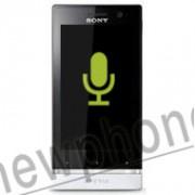 Sony Xperia U, Microfoon reparatie