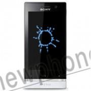 Sony Xperia U, Vochtschade