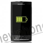 Sony Ericsson Xperia X10, Accu / batterij reparatie