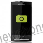 Sony Ericsson Xperia X10, Camera reparatie