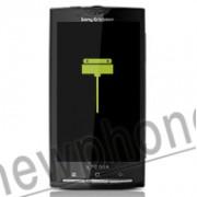 Sony Ericsson Xperia X10, Connector / oplaadpoort reparatie