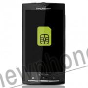 Sony Ericsson Xperia X10, Sim slot reparatie