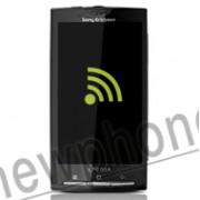 Sony Ericsson Xperia X10, Wi-Fi reparatie