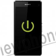 Sony Xperia Z1 Compact aan uit knop reparatie