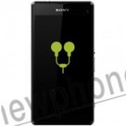 Sony Xperia Z1 Compact audio jack reparatie