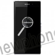 Sony Xperia Z1, Onderzoek