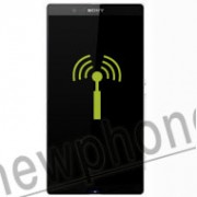 Sony Ericsson Xperia Z2, Antennen reparatie