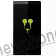 Sony Ericsson Xperia Z2, Audio Jack reparatie