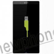 Sony Ericsson Xperia Z2, Dock connector reparatie