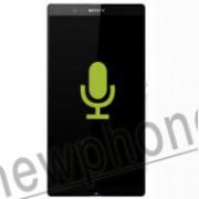 Sony Ericsson Xperia Z2, Microfoon reparatie