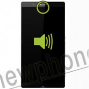 Sony Ericsson Xperia Z2, Earspeaker reparatie