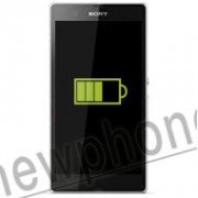 Sony Ericsson Xperia Z, Accu reparatie