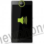 Sony Ericsson Xperia Z, Ear speaker reparatie