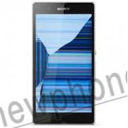 Sony Ericsson Xperia Z, Touchscreen / LCD scherm reparatie