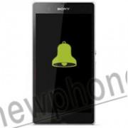 Sony Ericsson Xperia Z, Back speaker reparatie