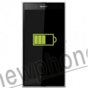 Sony Ericsson Xperia Z Ultra, Accu / batterij reparatie