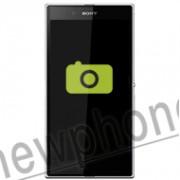 Sony Ericsson Xperia Z Ultra, Camera reparatie