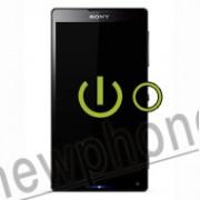 Sony Ericsson Xperia ZL, Aan / uit knop reparatie