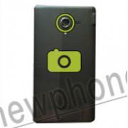 Sony Ericsson Xperia ZL, Back camera reparatie